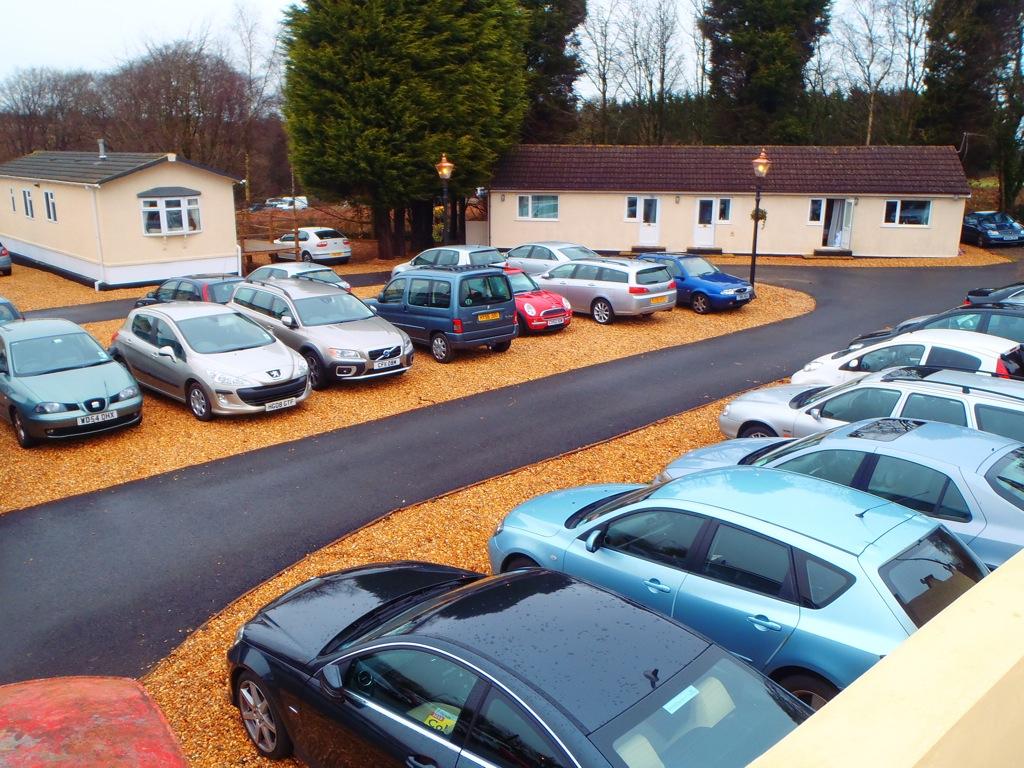 Park Farm Bristol Airport Car Parking